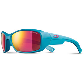 Julbo Rookie Spectron 3CF Sunglasses 8-12Y Kids emerald blue-multilayer pink